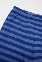 POP CANDY - Boys long sleeve pj set - blue
