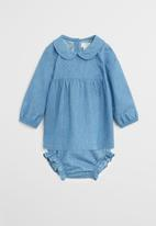 MANGO - Dress Arlet - blue