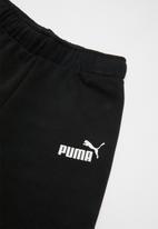 PUMA - Minicats amplified jogger puma  - black
