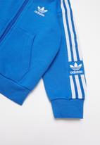 adidas Originals - New icon hoodie set - blue