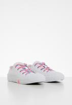 Converse - Chuck taylor all star glow up ox - white
