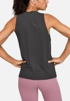 Under Armour - Graphic muscle tank - jet grey