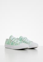 Converse - Chuck taylor all star floral ox - mint