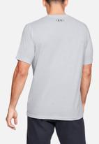 Under Armour - Under Armour fast left chest short sleeve tee - halo grey