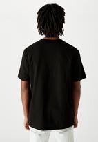 Factorie - Regular T-shirt - black