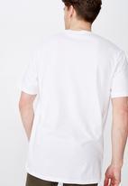 Factorie - Regular T-shirt - white