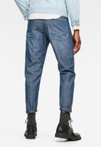 G-Star RAW - Loic relaxed fit tapered jeans - navy