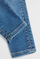 MANGO - Jeans domfy - blue