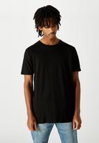 Factorie - Slim T-shirt - black