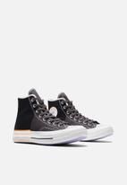 Converse - Chuck 70 hi - black/almost black/egret