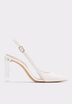 ALDO - Sarde heel - white