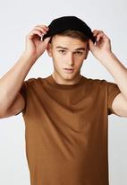 Factorie - Slim T-shirt - ginger