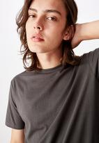 Factorie - Longline T-shirt - grey