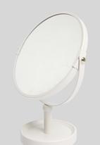 Eleganza - Vanity mirror - white
