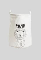 H&S - Kids laundry bag - lion