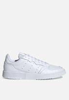 adidas Originals - Supercourt - ftwr white/ftwr white/core black