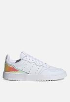 adidas Originals - Supercourt - ftwr white / spring yellow / core black