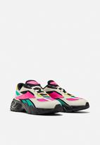 Reebok Classic - Evzn - alabaster/proud pink/court green