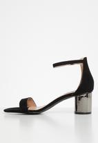 Steve Madden - Regard heel - black