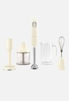 smeg - Retro hand blender - cream