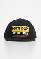 Reebok - Cl gr we sell gold - black