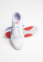 PUMA - Ralph Sampson lo vintage - puma white-dazzling blue-high risk red