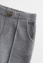 MANGO - Trousers Miguel - gray