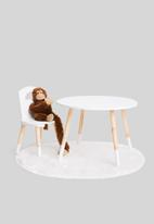 H&S - Playful chair - white
