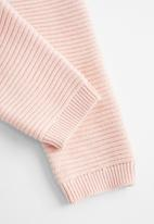 MANGO - Romper suit daniela - rose