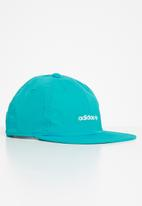 adidas - Floppy 6 panel cap - blue