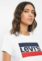 Levi's® - Perfect graphic tee - white