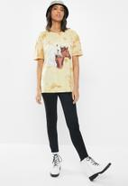 Cotton On - The original graphic tee - wheat
