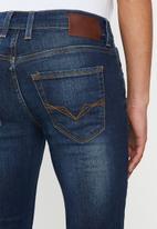 GUESS - Skinny jeans - dark blue