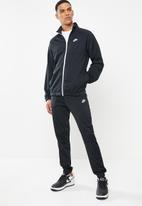 Nike - Nike sportswear ce tracksuit - black