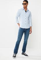 Levi's® - Classic slim arjun shirt - blue