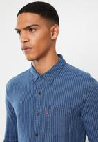 Levi's® - Sunset 1 pocket slim modern shirt - blue