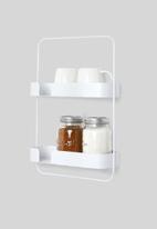 Smart Shelf - Orbit double shelf - white
