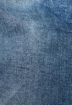 G-Star RAW - Kafey ultra high skinny - blue