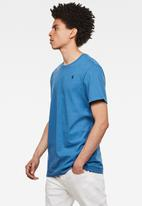 G-Star RAW - Base-s short sleeve tee - blue