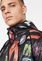 G-Star RAW - Ozone jacket - black
