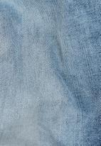 G-Star RAW - Revens skinny elto pure superstretch jeans - blue
