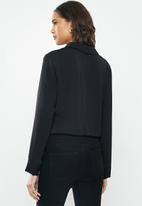 ONLY - Juma long sleeve body - black