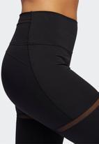 adidas Originals - Bt geo msh 7/8 leggings - black
