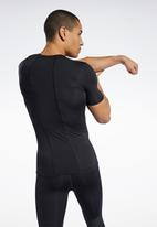 Reebok - Wor comp short sleeve tee - black