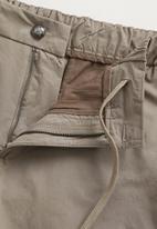 MANGO - Roma trousers - beige