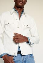MANGO - Ryan jacket - white