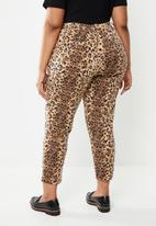 JUNAROSE - Plus friia pants - brown