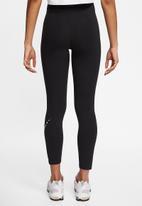 Nike - Nike sportswear print legging - black