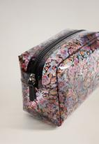 MANGO - Pamela cosmetic bag - black