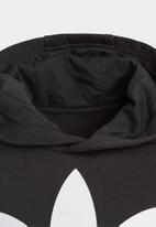 adidas Originals - Trefoil hoodie - black & white
